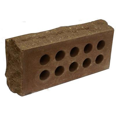 Кирпич Литос стандартный Скала тычковой шоколад цена