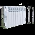 Радиатор биметаллический Bi-Camino 570x96x80 цена