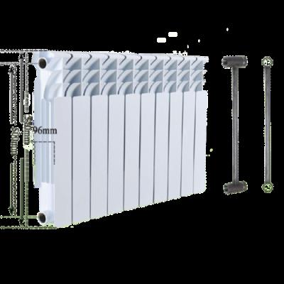 Радиатор биметаллический Bi-Camino 570x96x80 цены
