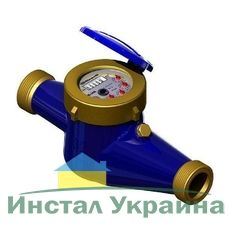 Счётчик водяной GROSS MTK(W)-UA 40 без сгонов (для холодной воды)