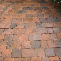 Тротуарная плитка Старая площадь 300х300 (латина) для пешеходной зоны (4 см) цены