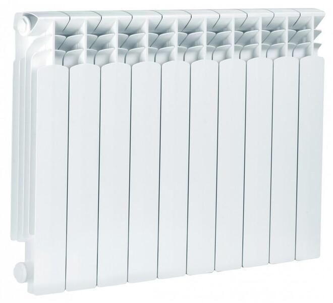 Радиатор алюминиевый Dicalore Prime 500/10