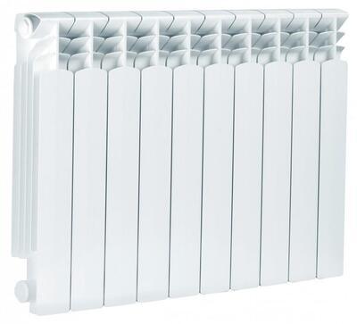 Радиатор алюминиевый DICALORE Base V3 500/10 цены