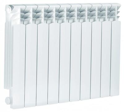 Радиатор алюминиевый Dicalore Base V3 500/10 цена