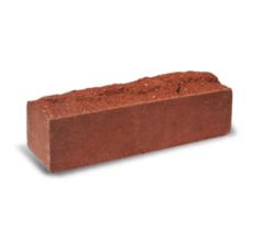 Кирпич Литос узкий скала полнотелый красный