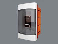 Щиток пластиковый на 1- 2 модуля (внутренний) BR 821