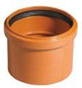 купить Ostendorf муфта ремонтная DN 110 для наружной канализации