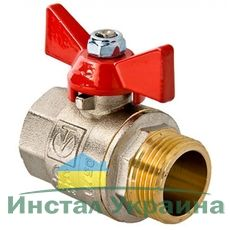 VT.218 Шаровой кран Valtec 1/2 НВ