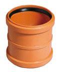 купить Ostendorf двухраструбная муфта DN 110 для наружной канализации