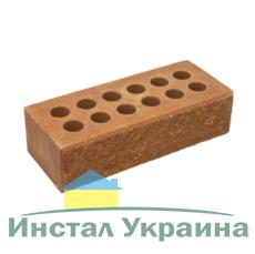 Кирпич Литос стандартный колотый с фаской красный
