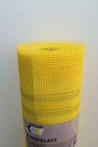 купить Masterplast Сетка фасадная желтая 5х5 145 г/кв.м.