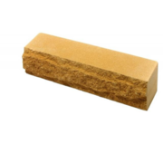 Кирпич Литос узкий скала полнотелый желтый