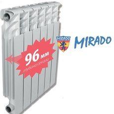 Радиатор алюминиевый Mirado 500/ 96мм