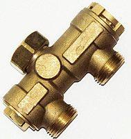 Трехходовой клапан для подключения бойлера косвенного нагрева Fugas 15AS50 PROTHERM цены