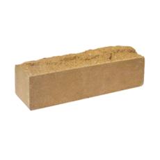 Кирпич Литос узкий скала полнотелый слоновая кость