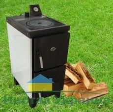 Твердотопливный котел Житомир АКТВ 18 (только отопление и плита)