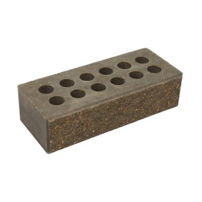 Кирпич Литос стандартный колотый с фаской серый цены