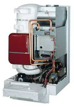 Газовый котел Viessmann Vitopend 111 WHSB045 24 кВт, дымоходный цены