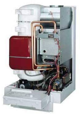 Газовый котел Viessmann Vitopend 111 WHSB048 30 кВт, турбированный