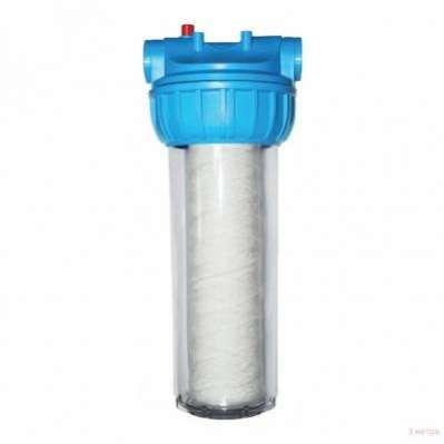 Ecosoft промывной фильтр для воды F-M-S 1/2 HW-R с регулятором давления