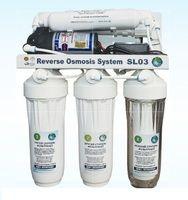 Система обратного осмоса BIO+systems RO-50-SL02M c насосом+минерализатор