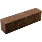 купить Кирпич Литос узкий скала полнотелый шоколад
