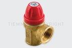 """купить Tiemme предохранительный клапан ВВ 3/4""""х3/4"""", 3 бар (1920003)"""
