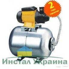 Насосная станция Optima JET 200 чугун, 1.5 кВт (бак 50 л нержавеющий бачок)