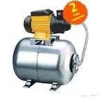 купить Насосная станция Optima JET 200 чугун, 1.5 кВт (бак 24 л нержавеющий бачок)