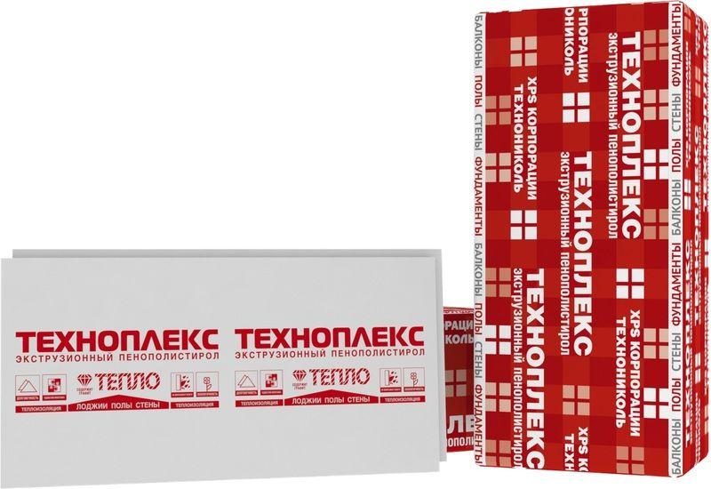 XPS ТехноПЛЕКС 30 мм Экструдированный пенополистирол (30х1180х580)