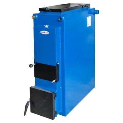 Твердотопливный котел длительного горения ТЕРМІТ-ТТ 12 кВт Эконом (без обшивки и теплоизоляции) цена