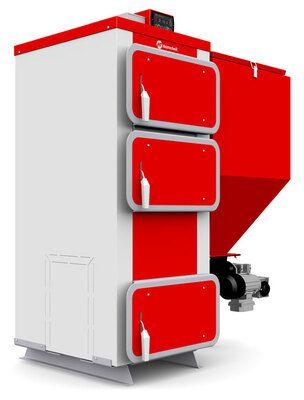 Твердотопливный пеллетный котел Heiztechnik Q BIO DUO 35 цены