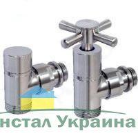 Декоративный клапан ручной регулировки `Futura` хром F418404 `Comap`