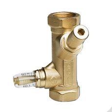 "Watts Балансировочный вентиль SRV-IG (WATTFLOW BP) 1 1/4""ВР DN32 10-80 л/мин."