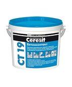 купить Ceresit CT 19 Грунтовка адгезионная Бетонконтакт (ведро 15л.)