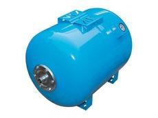 Гидроаккумулятор 100л VOLKS pumpe 10bar гор. (с манометром)