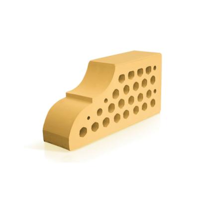 Кирпич облицовочный Евротон ВФ 10 желтый цена