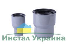 Interplast переход чугун/пластик 110х124 для внутренней канализации