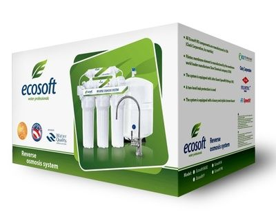 Система обратного осмоса Ecosoft MO 5-75 цена