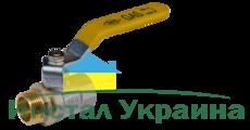 """Кран шаровый FADO ГАЗ 25 1"""" НВ Ручка"""