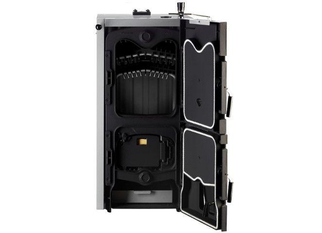 Твердотопливный котел Bosch Solid 3000 H-2 SFU 32 HNC - Чугунный котел