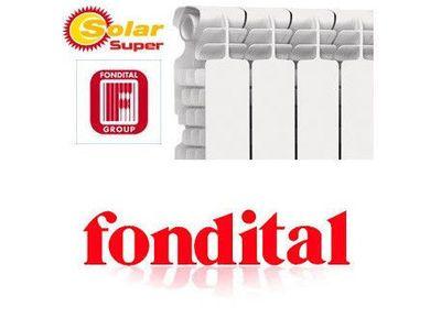 Радиатор алюминиевый Fondital SOLAR Super 500/100 цена