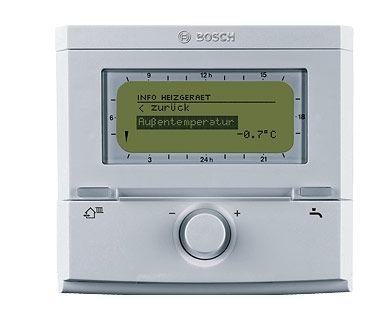 Bosch Погодный регулятор FW 200 цены