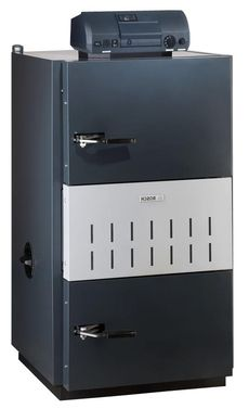 Твердотопливный пиролизный котел Bosch Solid 5000 W K 38-1 SAW 62-UA