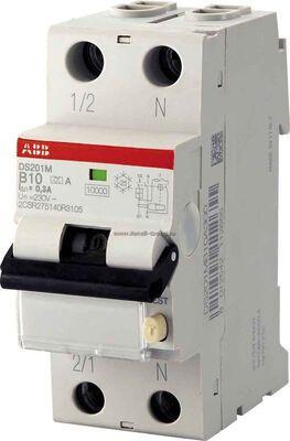 ABB Дифференциальный автоматический выключатель DS201 C40 A100 (2CSR255140R2404) цены