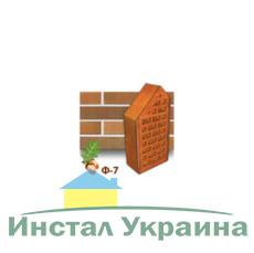 Клинкерный кирпич фасонный Ф7 Керамейя Янтарь
