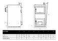 Твердотопливный котел Viadrus U26 /10 цена