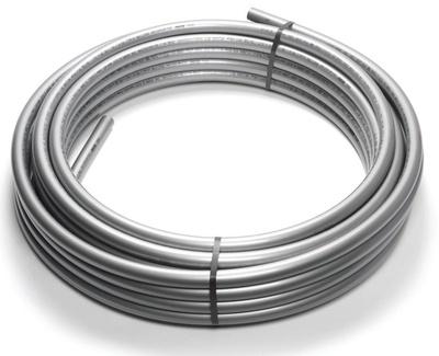 Труба Rehau Rautitan stabil (PE-X/AI/PE) 20х2,9 мм, бухта 100 м (130131-100) цена