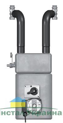Meibes смесительная группа Thermix HE с насосом Grundfos Alfa2 15-60 (20 секций)