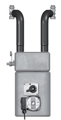 Meibes смесительная группа Thermix HE с насосом Grundfos Alfa2 15-60 (20 секций) цены